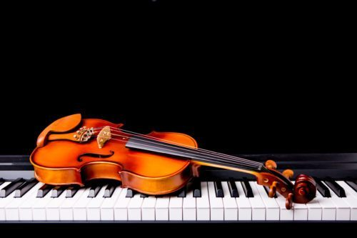 Learn violin and piano at Sessions Academy