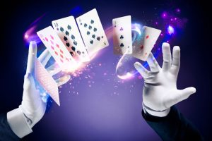 Online magic lessons