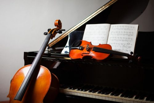 Online Cello and violin Lessons