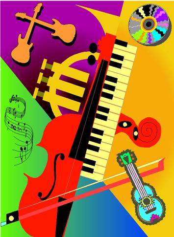 Carousel of Music Logo