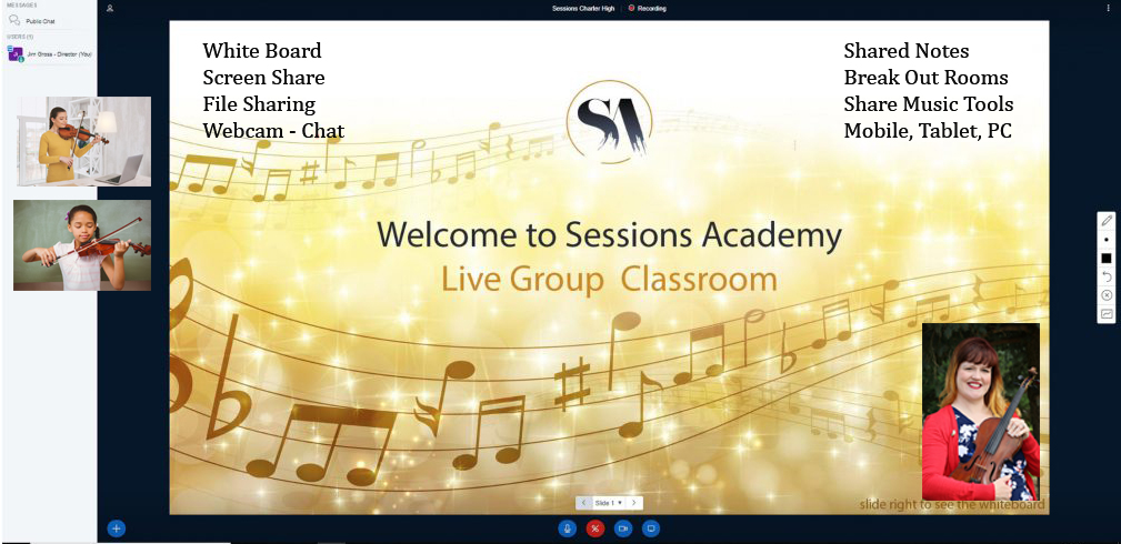 Sessions Group Classroom