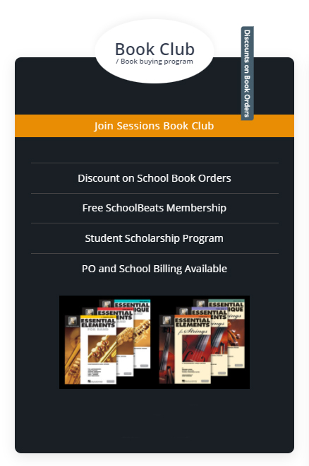 Sessions Academy Book Club
